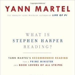 what is stephen harper reading_book_resource