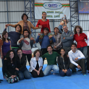 Social circus and health equity: Exploring the national social circus program in Ecuador