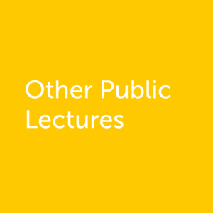 other public lectures
